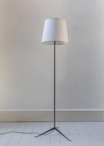 Alexander Archipenko, Russian/ American 1887-1969- Untitled (Stylised Standing Figure) circa 1925; gouache on paper