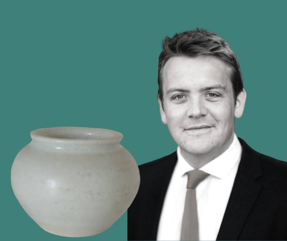 Bill Forrest Chinese Pot