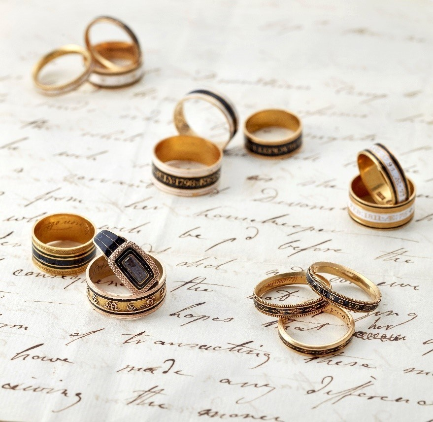 Mourning Rings