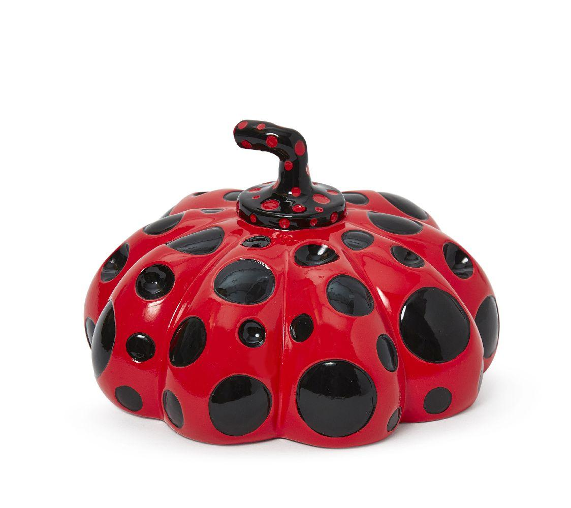 Yayai Kusama Red Pumpkin